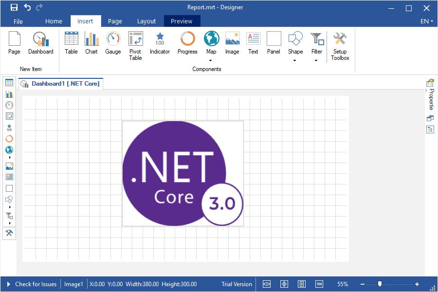 支持.NET Core 3.0