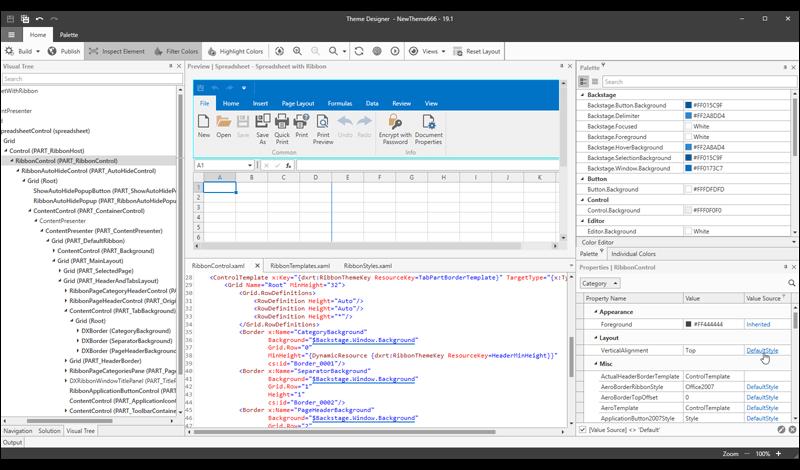 DevExpress WPF Controls v19.2全新发布