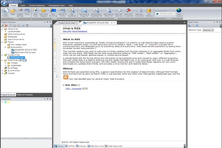 Document! X系列教程:文档内容编辑