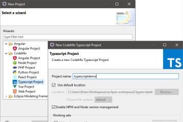 使用多语言开发插件CodeMix和Angular IDE的TypeScript支持,简单有效地扩展开发
