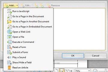 PDF-XChange Editor使用教程:链接创建工具如何运行?
