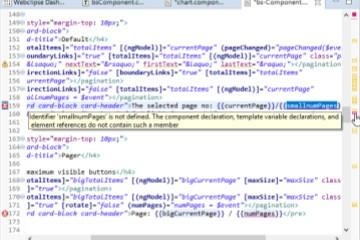 解读MyEclipse、CodeMix中Angular HTML模板支持的自动验证和代码补全功能