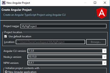 Eclipse多语言扩展插件CodeMix中Angular支持的功能和使用方法