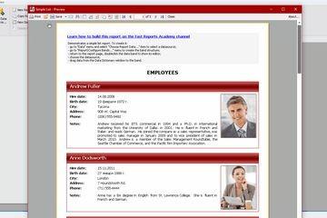 报表工具FastReport.NET更新v2020.1.11,双击设计器对象即可打开子报表页面