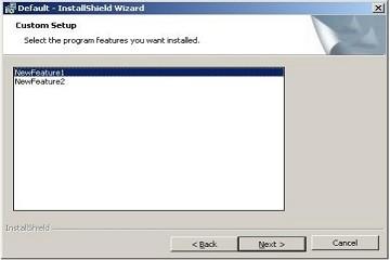 打包软件InstallShield提示和技巧:创建自定义对话框以启用互斥功能