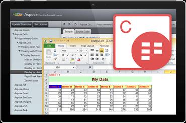Excel管理控件Aspose.Cells开发者指南(二十一):在输出HTML中交叉字符串