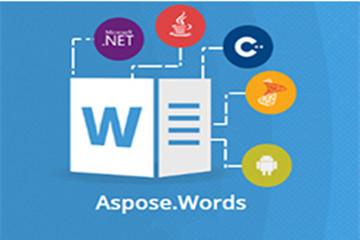 Aspose.Words for .NET v20.6试用下载