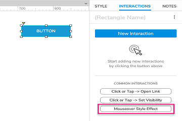 原型设计工具Axure RP新手教程(二):交互式按钮教程