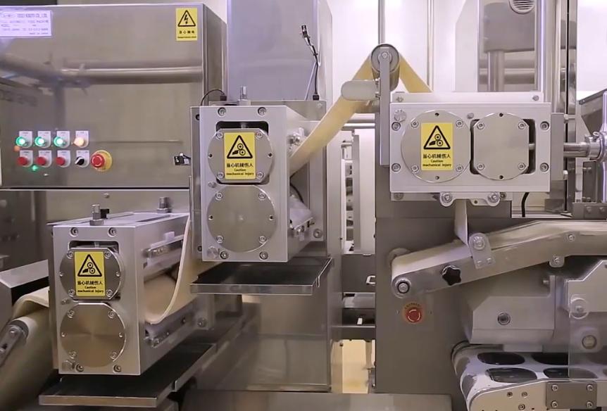食品工厂——国内全自动水饺生产工厂