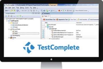 自动化功能测试TestComplete使用教程:如何测试Electron应用程序