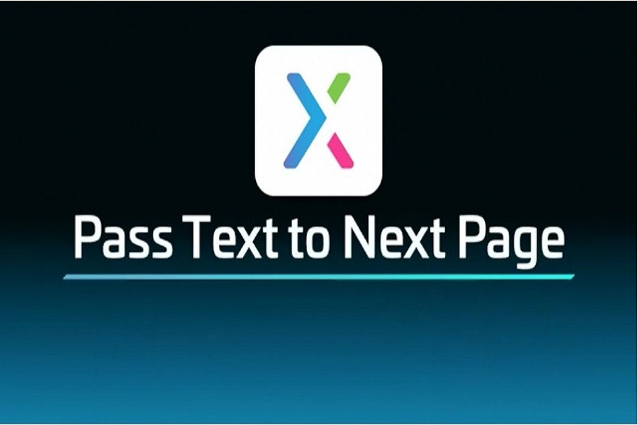 Axure RP视频教程:在Axure RP中的页面之间传递文本