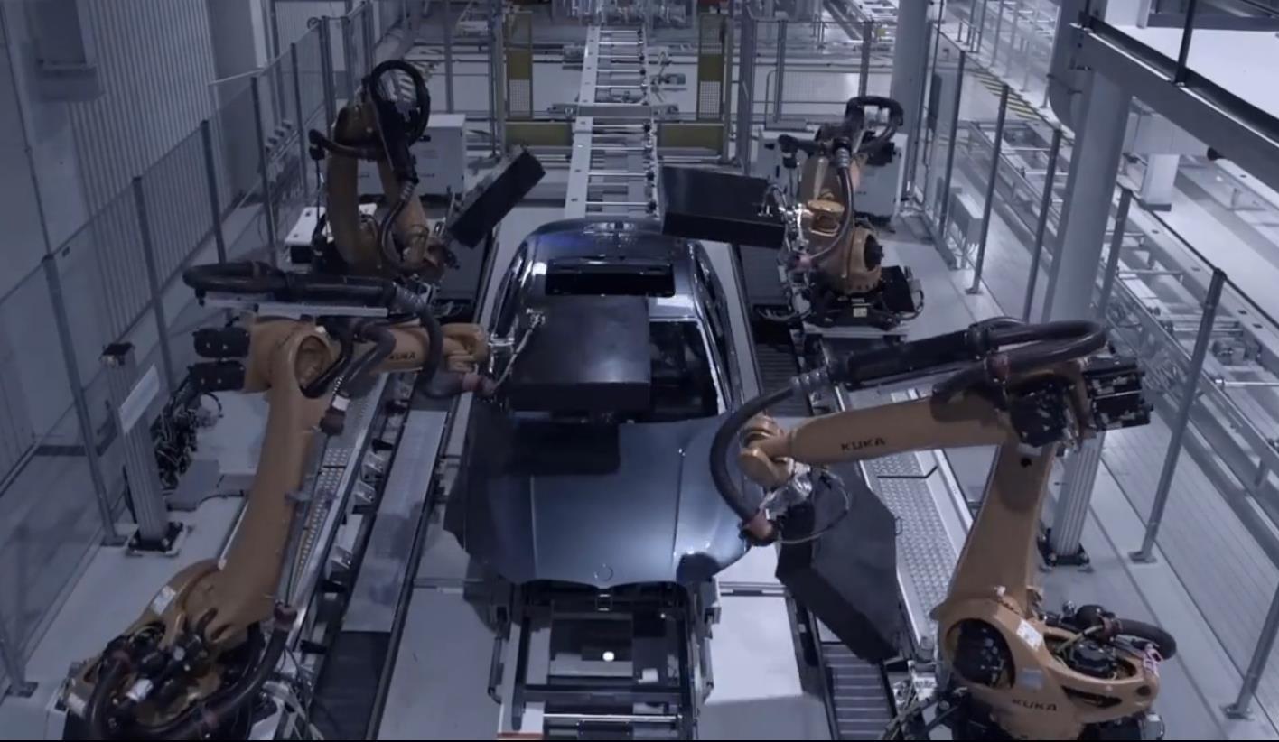 投资10亿美元的超级工厂:2020宝马3系墨西哥工厂生产线