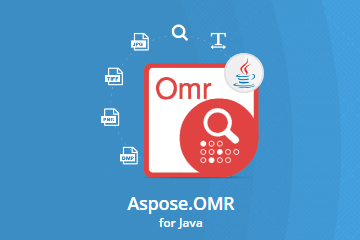 Aspose.OMR for Java