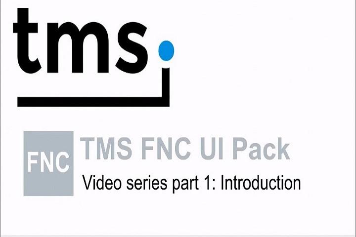 TMS FNC UI Pack视频系列第1部分:简介