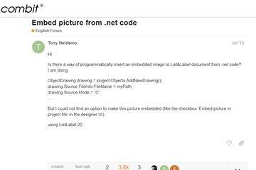 如何通过用户应用程序代码在报表中设置图片