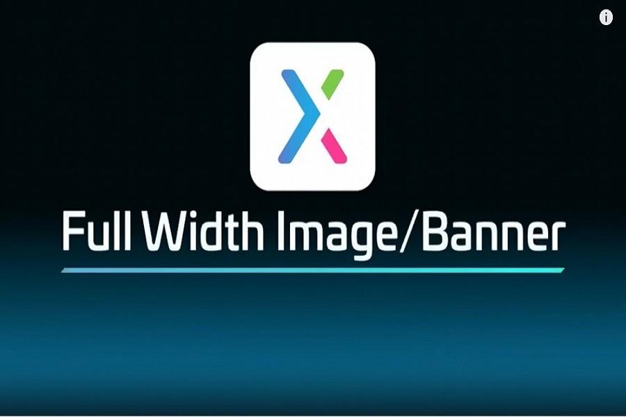 Axure RP视频教程:全宽图像和横幅