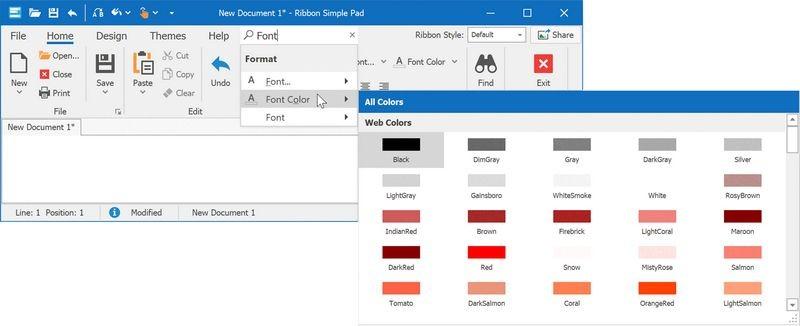 DevExpress Winforms使用技巧教程