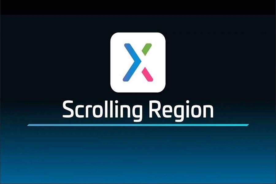 Axure RP视频教程:滚动页面区域