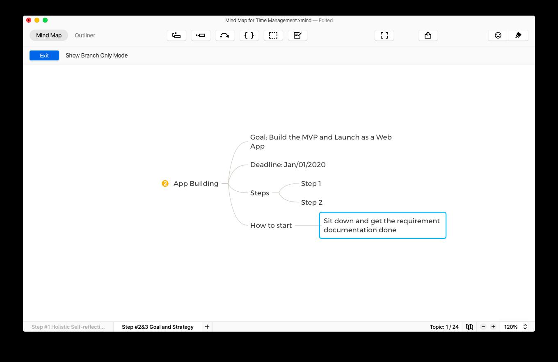 面对时间管理总是焦头烂额?思维导图工具XMind让时间管理变得如此简单!