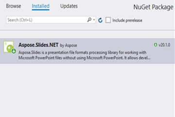请查收!使用Aspose.Slides在.NET中将PowerPoint PPT或PPTX转换为PDF完整指南