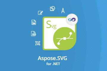 SVG文件处理控件Aspose.SVG震撼开启!1分钟学会创建转换SVG文件基础操作
