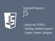JavaScript/HTML5的报表生成平台Stimulsoft Reports.JS v2020.2.1更新,新增堆叠图表的标签总数