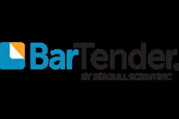 New!种草人气条码标签软件Bartender!v2019 R6支持使用BarTender系统数据库API查询打印作业数据
