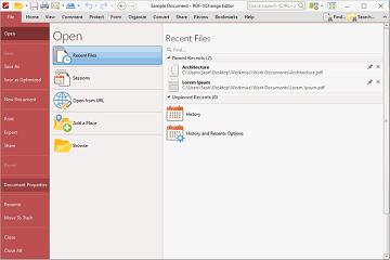 PDF-XChange Editor使用教程:如何在PDF-XChange Editor第一页打开文档?
