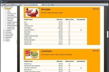 数据可视化工具FastReport.NET v2020.1.27更新,添加拆分表格行等功能