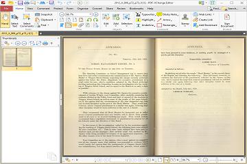 PDF-XChange Editor使用教程:如何使用PDF XChange Editor在多张纸上打印PDF文档的一页?
