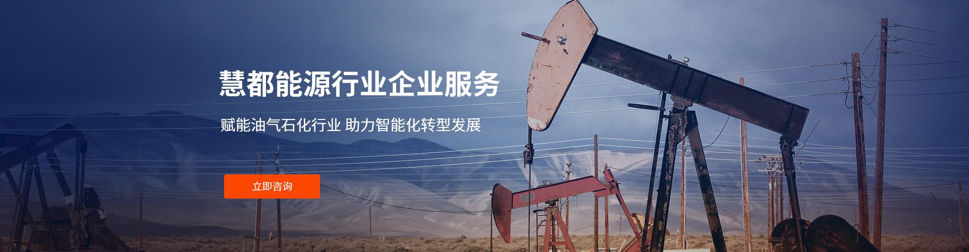 能源行业企业服务