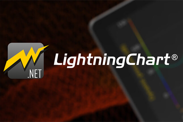 LightningChart® .NET正版授权购买