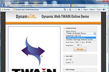TWAIN扫描识别工具Dynamic Web TWAIN 更新至v15.3.1 | 附下载