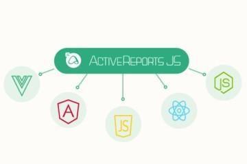纯前端报表控件 ActiveReportsJS入门教程:ActiveReportsJS 与 Angular集成