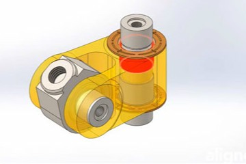 (二)SOLIDWORKS Simulation入门-准备几何