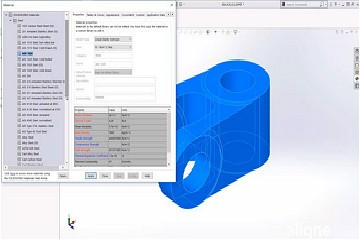 (三)SOLIDWORKS Simulation入门-分配材料