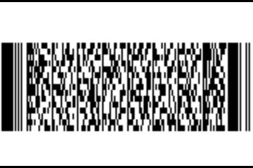 Barcode Studio预览:pdf417