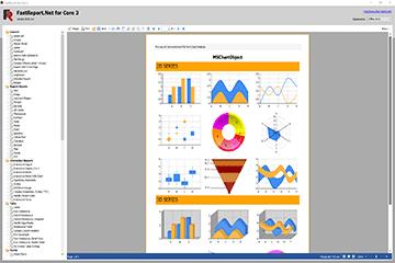 重大更新|报表分析工具FastReport.NET v2020.2发布!现完全兼容Core 3和Core 3.1