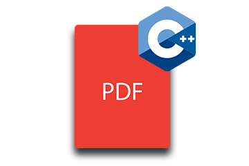 C++版PDF处理控件Aspose.PDF功能演示:使用PDF API for C ++动态创建PDF文件