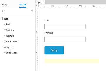 原型设计工具Axure RP入门教程(六):必填字段教程