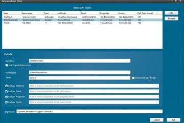 .NET Reactor预览:规则编辑器