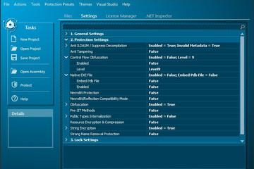 .NET Reactor预览:设置过程2