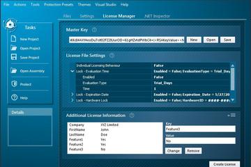.NET Reactor预览:license管理