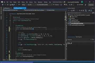 Visual Studio 使用教程:在Visual Studio中编写C ++ DLL的单元测试