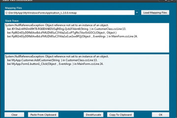 .NET Reactor预览:过程异常