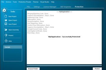 .NET Reactor预览:加密过程