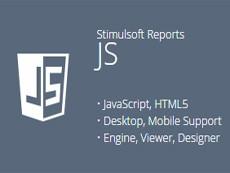 JavaScript/HTML5的报表生成平台Stimulsoft Reports.JS v2020.2.2发布,新增自定义地图编辑器