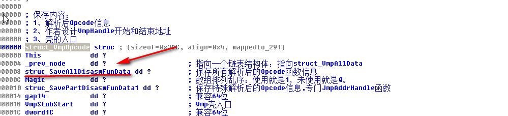 代码保护软件VMProtect学习笔记——Handle块优化与壳模板初始化