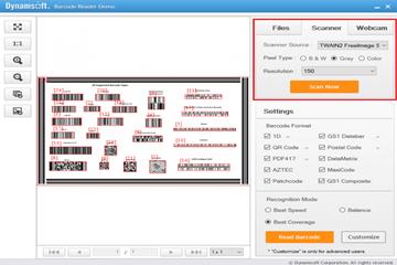 Dynamsoft Barcode Reader教程:如何使用DirectShow进行网络摄像头控制