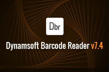 条码读取控件Dynamsoft Barcode Reader v7.4发布,添加相对ROI(感兴趣区域)检测 |附下载